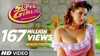 Super Girl From China Video Song | Kanika Kapoor Feat Sunny Leone Mika Singh | T-Series width=