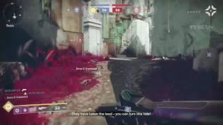 Destiny 2 (Beta) | Shaxx orgasms at 5 kill streak