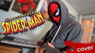 The Spectacular Spiderman Cover Instrumental Guitarra