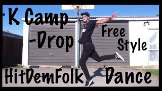 Lit Dance 2017 | K Camp Drop | Hit The Folks Video Edit