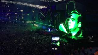 Robbie Williams Feel Manchester 3rd June 2017