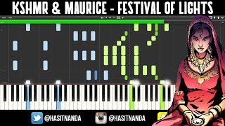 KSHMR & Maurice West - Festival of Lights (TUTORIAL)