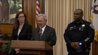 San Francisco's new police chief steps in amid demands for reform