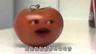 어노잉 짜증나는 오렌지 시리즈-토마토.flv