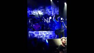 Stone sour through the glass LIVE Manchester 28102010