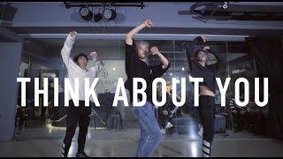 亨利 Henry Lyrical Choreography @ Delta Goodrem - Think About You / Henry Choeography 20180321