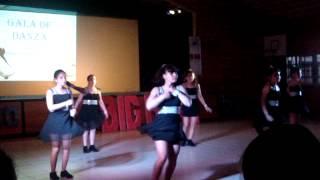 Gala Danza Jazz , Lírico-mi último día