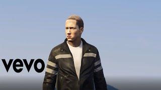 GTA 5 EMINEM - NOT AFRAID MUSIC VIDEO