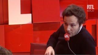 Yann Moix mouché par Vianney