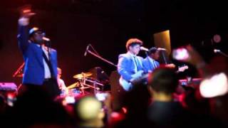 Bruno Mars - Billionaire and Count On Me (Live from Bowery Ballroom)