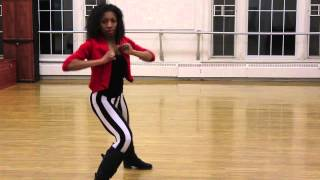 Jeremih- All The Time Ft.Natasha Mosley Choreography by Michelle Sheri