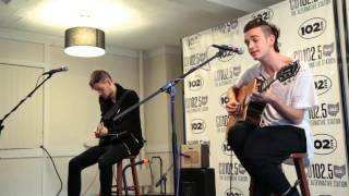 Matt Healy from The 1975 and Express: Live Music and Interview