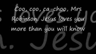 Simon and Garfunkel - Mrs. Robinson (lyrics)