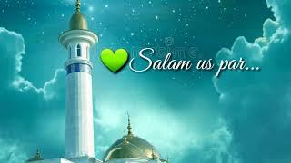 💚Salam💚new Islamic whatsapp status/beautiful status naat width=