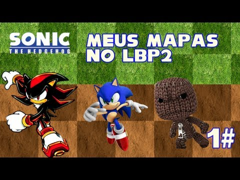 LBP2 - Sonic The Hedgehog : Green Hill Zone e City Party