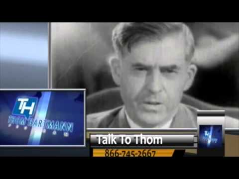 Henry Wallace Warns Future Americans About the Rise of Fascism