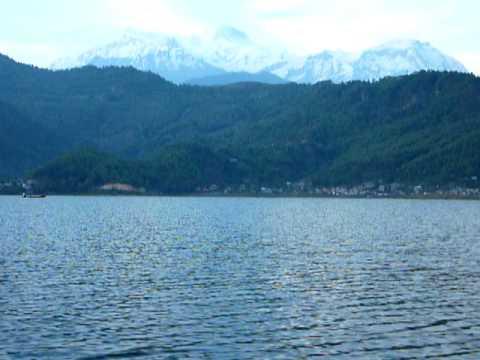 Nepal, Lake Pokhara
