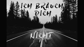 """Ced - """"ICH BRAUCH DICH NICHT"""" [Prod. by Jack Center]"""