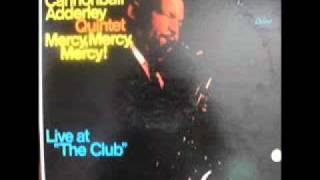 """Cannonball Adderley Quintet """"Sticks (live)"""""""