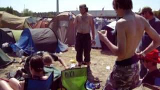 tent trashing @ gmm 2010