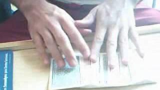 Truque de Mágica - Sleight of Hand