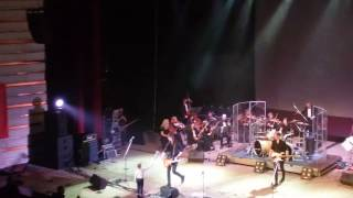 нештатная ситуация на концерте Scream Inc в Запорожье
