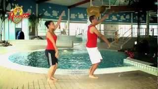 Minidisco - Tsjoe Tsjoe Wa -/ Roompot / Hogenboom / Resort Arcen / Koos Konijn /