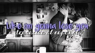 Like i'm gonna lose you - Meghan Trainor & John Legend [COVER] (Subtitulada al Español)