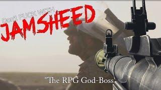 Jamsheed, the RPG God-Boss