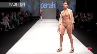 PARAH - BLUE LIGHT INTIMODA Spring 2015 CP Moscow - Fashion Channel