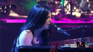 Evanescence - Lithium live  Yahoo! Nissan live SETS