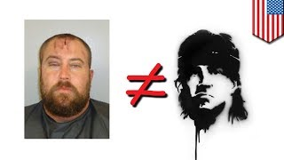Rambo gunman: Florida man Daniel Allen arrested after shooting up bar