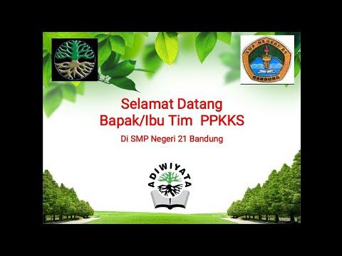 PPKKS SMPN 21 Bandung Desember 2020