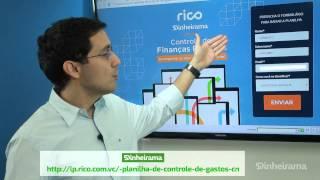 Planilha Gratuita de Controle Financeiro - Dinheirama