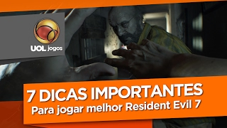 Veja 7 dicas importantes para jogar melhor Resident Evil 7