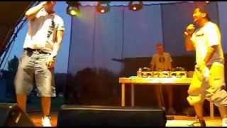 Phat & Siska Vészkijárat - A Skorpió mérge live East Fest 2012