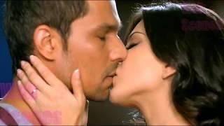 Sunny Leone Hot lip lock Kissing    Sunny Leone   Hot Boobs Press    Bollywood hottest scene 2018