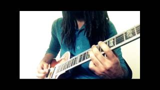 Wale ft. Usher - Matrimony (Electric Guitar Cover) 2015 @guitar_916_guy