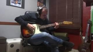 ACDC-Back in Black-Riffs y solo improvisado-CURRO MARTIN