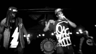 Ninjasonik Performs In and Out Live Feat Mr.Starcity