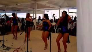 RESIDENTAS - YA TE OLVIDE (SALSA) SHOW EN VIVO 2016