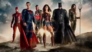 Abertura Liga da Justiça - Live Action