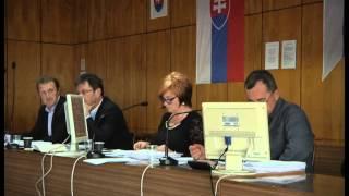 Zastupiteľstvo Lučenec 14 4 2015