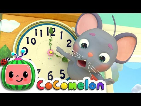 Hickory Dickory Dock | CoCoMelon Nursery Rhymes & Kids Songs - YouTube