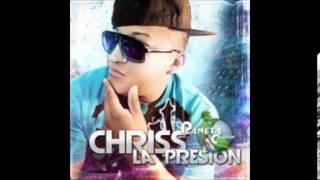 3 Veces Santo - Chriss La Presion Feat. La Motivacion - NUEVO 2013- the show musical (  el poeta)