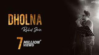 Dholna - Unplugged Cover | Rahul Jain | Dil To Pagal Hai | Shahrukh Khan | Lo Jeet Gaye Tum Humse