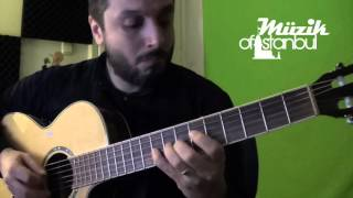 Bu Yol Uzar (Oğuzhan Koç) - Gitar Cover