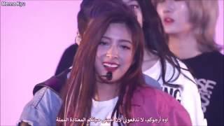 f(x) - Diamond Live (Arabic Sub)