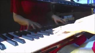 O Senhor é o meu Pastor (piano e voz)
