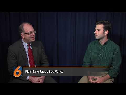 Plain Talk: Judge Bob Vance
